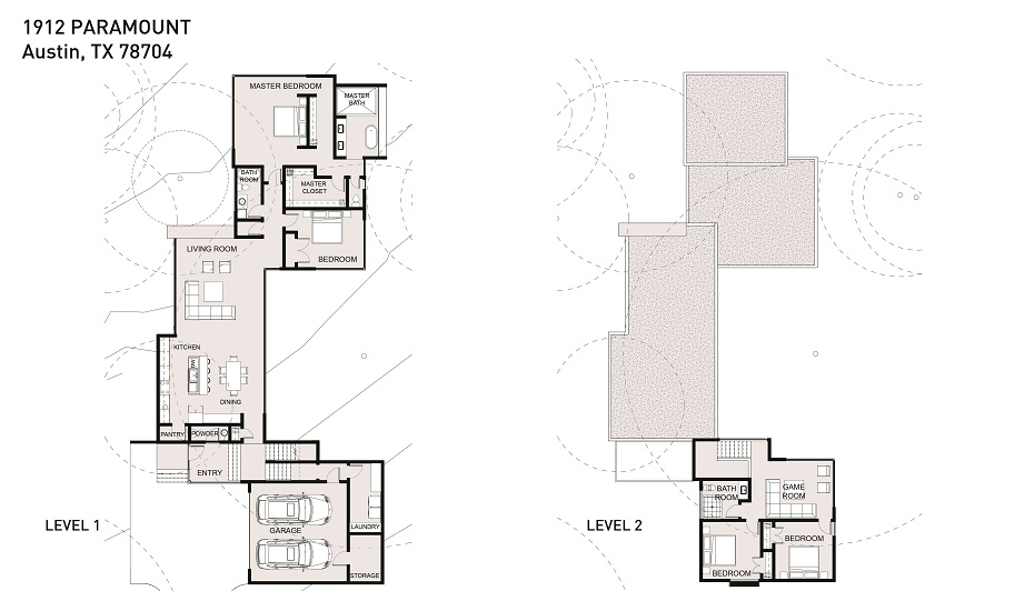 1507 Pecos Floor Plan