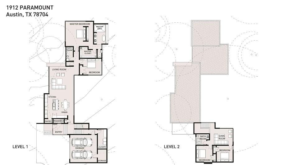 1507 Pecos Floor Plan